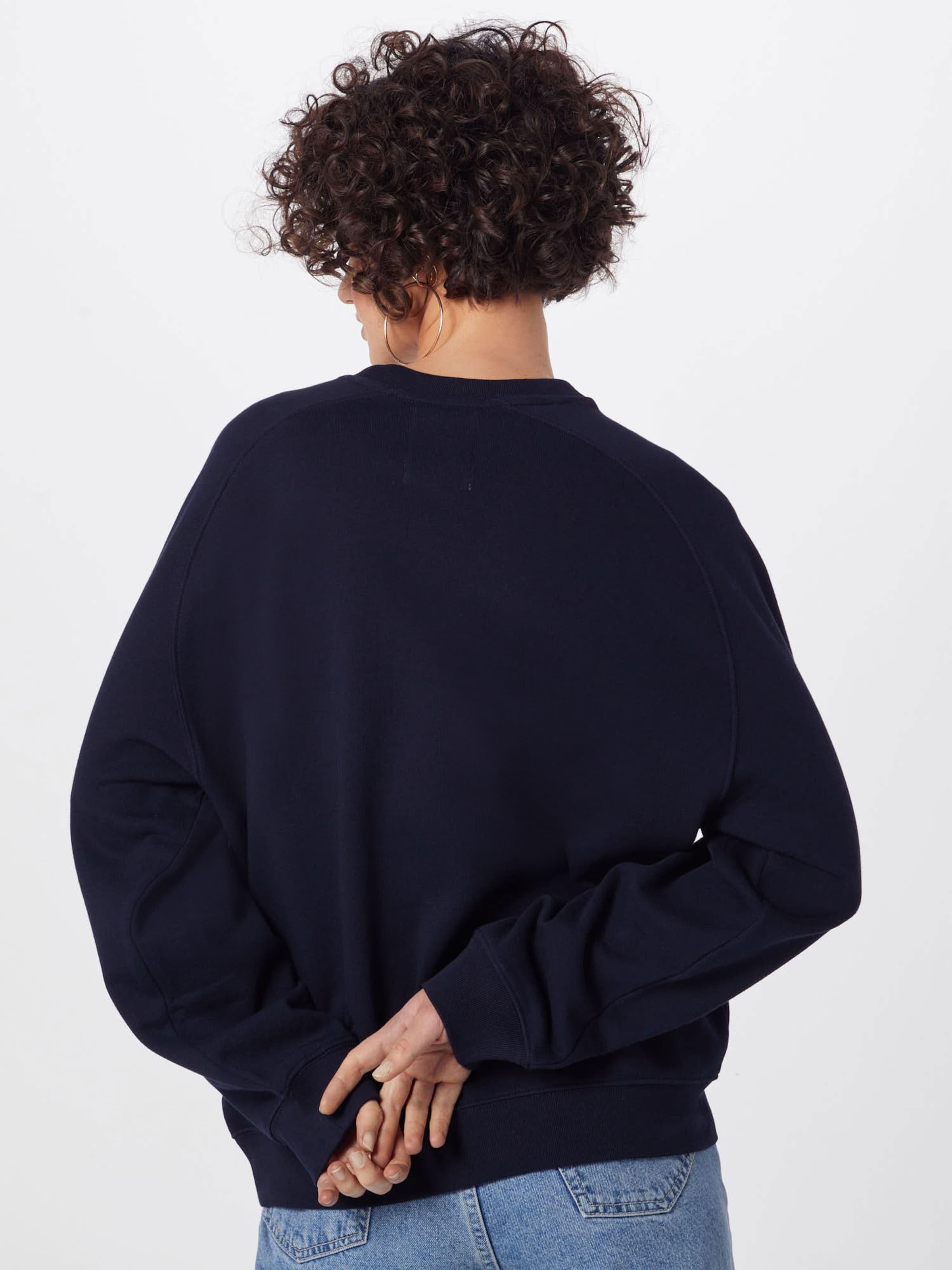 Zoe Boy' Karssen Bleu Foncé Sweat En shirt 'lucky Lq4j35AR