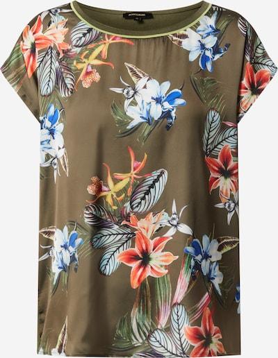 MORE & MORE Shirt in khaki / mischfarben, Produktansicht