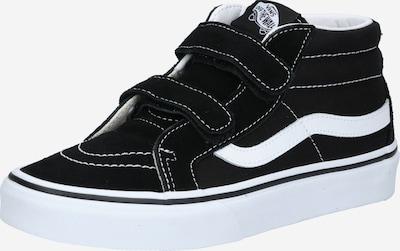 Sneaker 'Reissue' VANS pe negru / alb: Privire frontală
