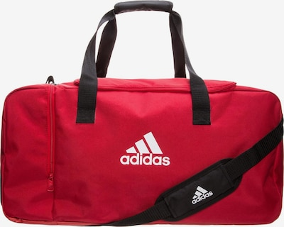 ADIDAS PERFORMANCE Sporttas 'Tiro' in de kleur Rood / Zwart / Wit, Productweergave