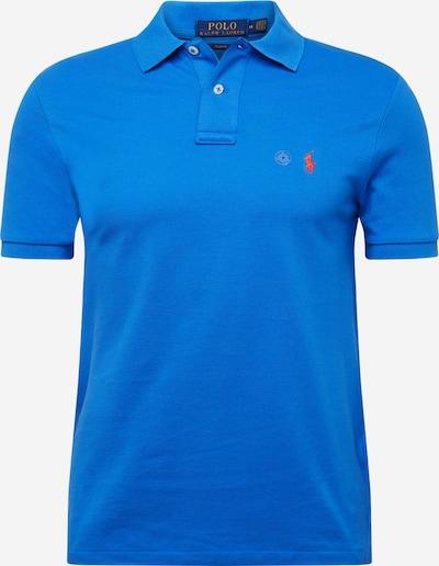 POLO RALPH LAUREN Poloshirt  'SSKCSLM1' in blau, Produktansicht
