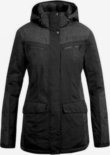 Maier Sports Jacke 'Foway W' in schwarz, Produktansicht