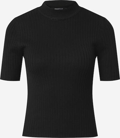 Gina Tricot Shirt 'Kajsa' in de kleur Zwart, Productweergave