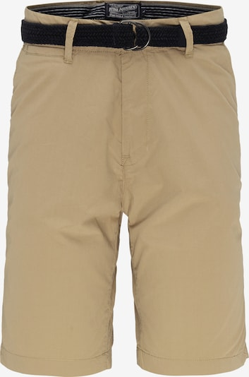 Petrol Industries Shorts in camel, Produktansicht