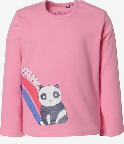 TOM TAILOR Langarmshirt 'Panda' in pink, Produktansicht