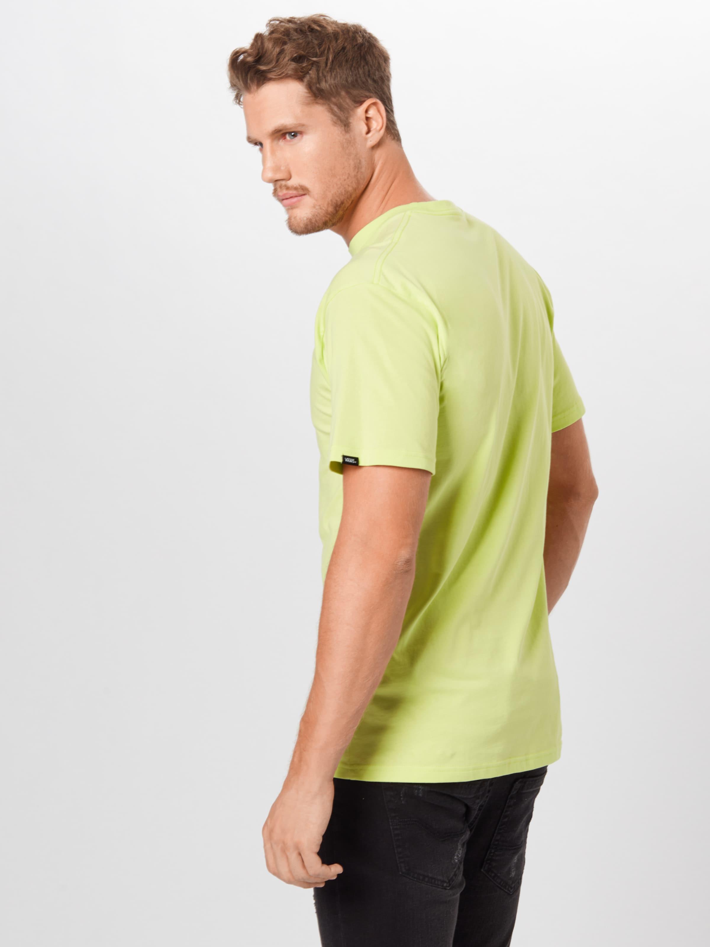 Vert En shirt ClairNoir Vans 'classic' T iTwkXuPOZ