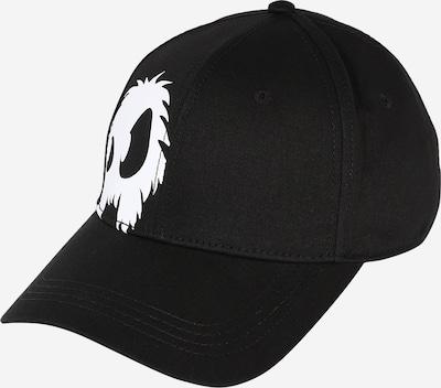 McQ Alexander McQueen Cap in schwarz / weiß, Produktansicht