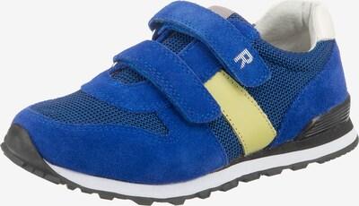 RICHTER Sneakers in de kleur Navy / Geel / Wit, Productweergave