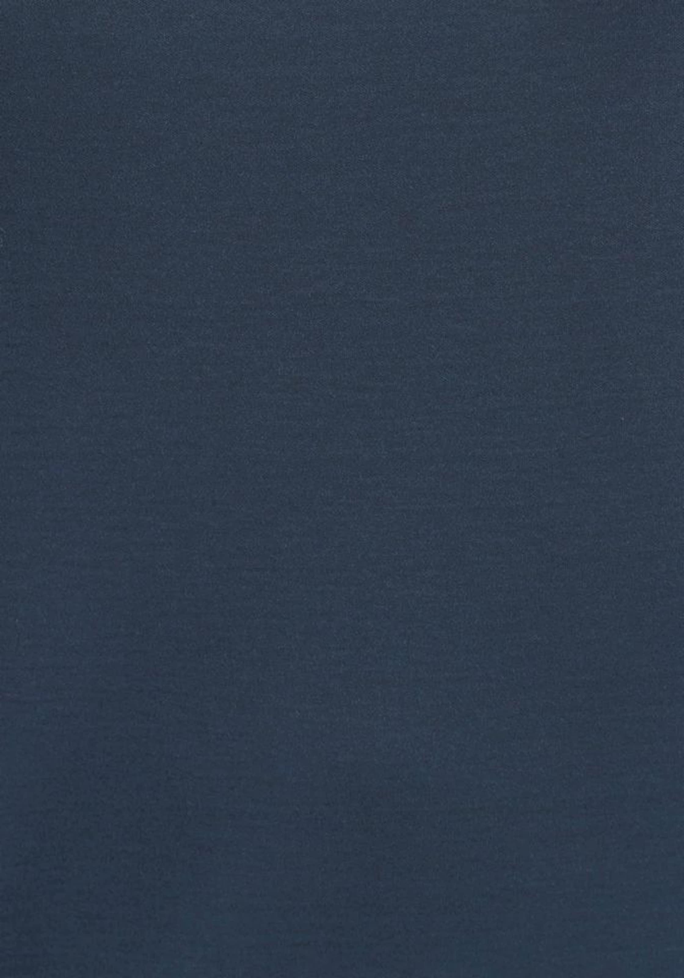 CALIDA Maxi-Nachthemd mit langen Seitenschlitzen in marine marine marine  Neuer Aktionsrabatt 5cbbe9