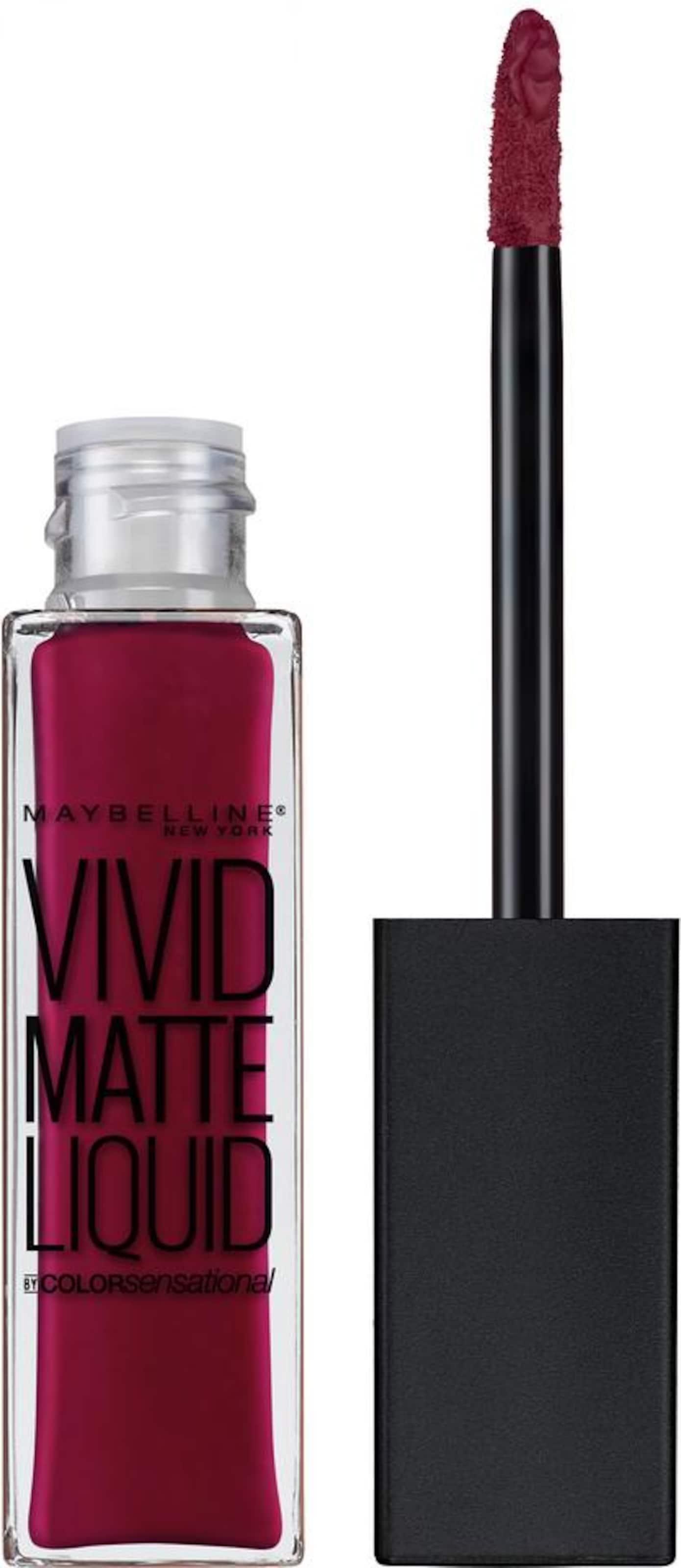 MAYBELLINE New York 'Vivid Matte Liquid' Lippenstift Verkauf Outlet-Store Gf7Rrca