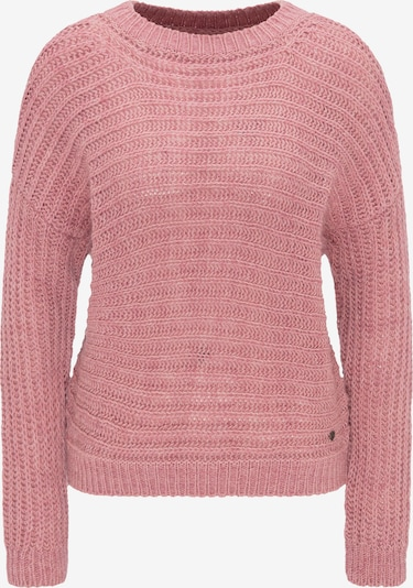 MUSTANG Strickpullover in rosa, Produktansicht