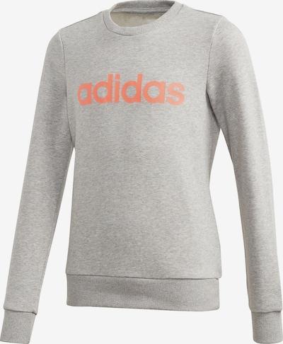 ADIDAS PERFORMANCE Bluzka sportowa 'Lin' w kolorze nakrapiany szary / łososiowym, Podgląd produktu