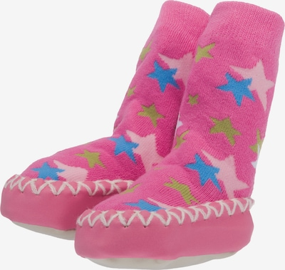 PLAYSHOES Hausschuh in pink, Produktansicht