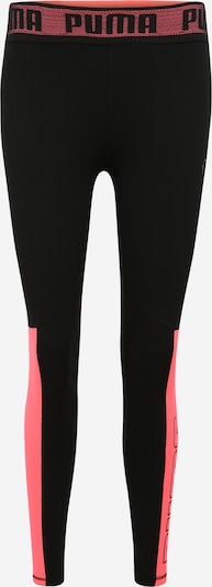 PUMA Tights in pink / schwarz, Produktansicht