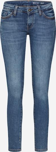 Noisy may Jeans 'NMEVE' in blau / blue denim / hellblau: Frontalansicht