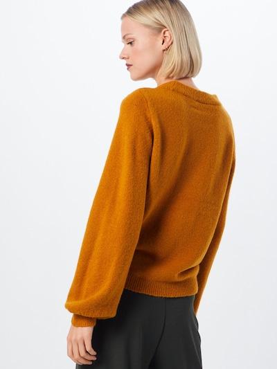 OBJECT Pullover in senf: Rückansicht