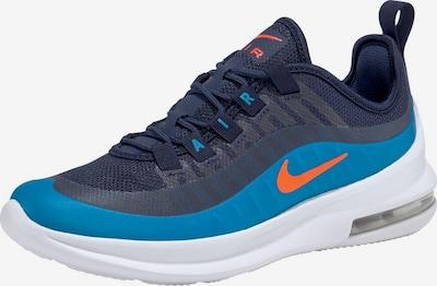 Nike Sportswear Trampki 'Air Max Axis' w kolorze kobalt niebieski / błękitny / pomarańczowym, Podgląd produktu