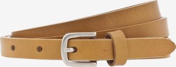 VANZETTI - Cinturón en amarillo