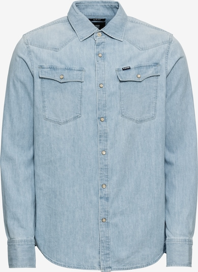 G-Star RAW Hemd in blue denim, Produktansicht
