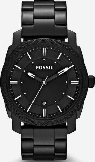 FOSSIL Quarzuhr 'MACHINE' in schwarz, Produktansicht