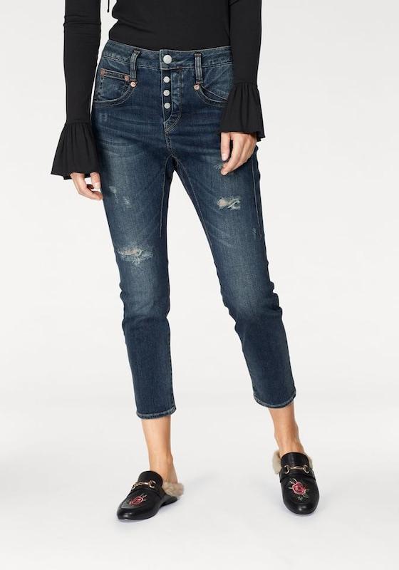 Herrlicher 'Shyra Cropped' Jeans in 3/4-Beinlänge
