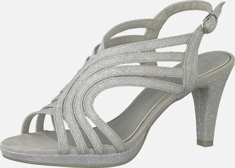 GelbAbout Sandalette In You Marco Tozzi 1JlFTKc