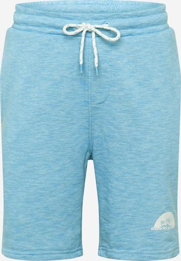 Hailys Men Broek 'Faris' in de kleur Hemelsblauw, Productweergave