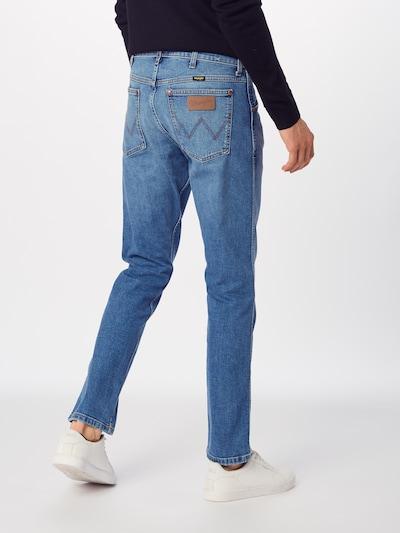 WRANGLER Džinsi '11MWZ' pieejami zils džinss: Aizmugures skats
