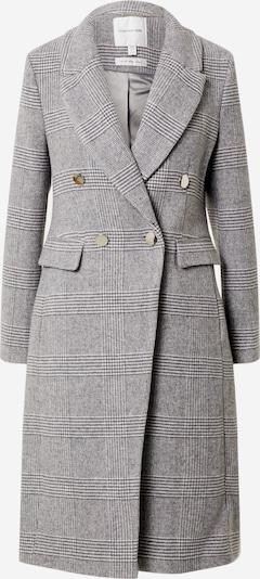 Forever New Mantel 'Katie' in grau / weiß, Produktansicht