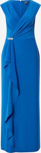 Lauren Ralph Lauren Robe de soirée 'RYDER' en bleu, Vue avec produit