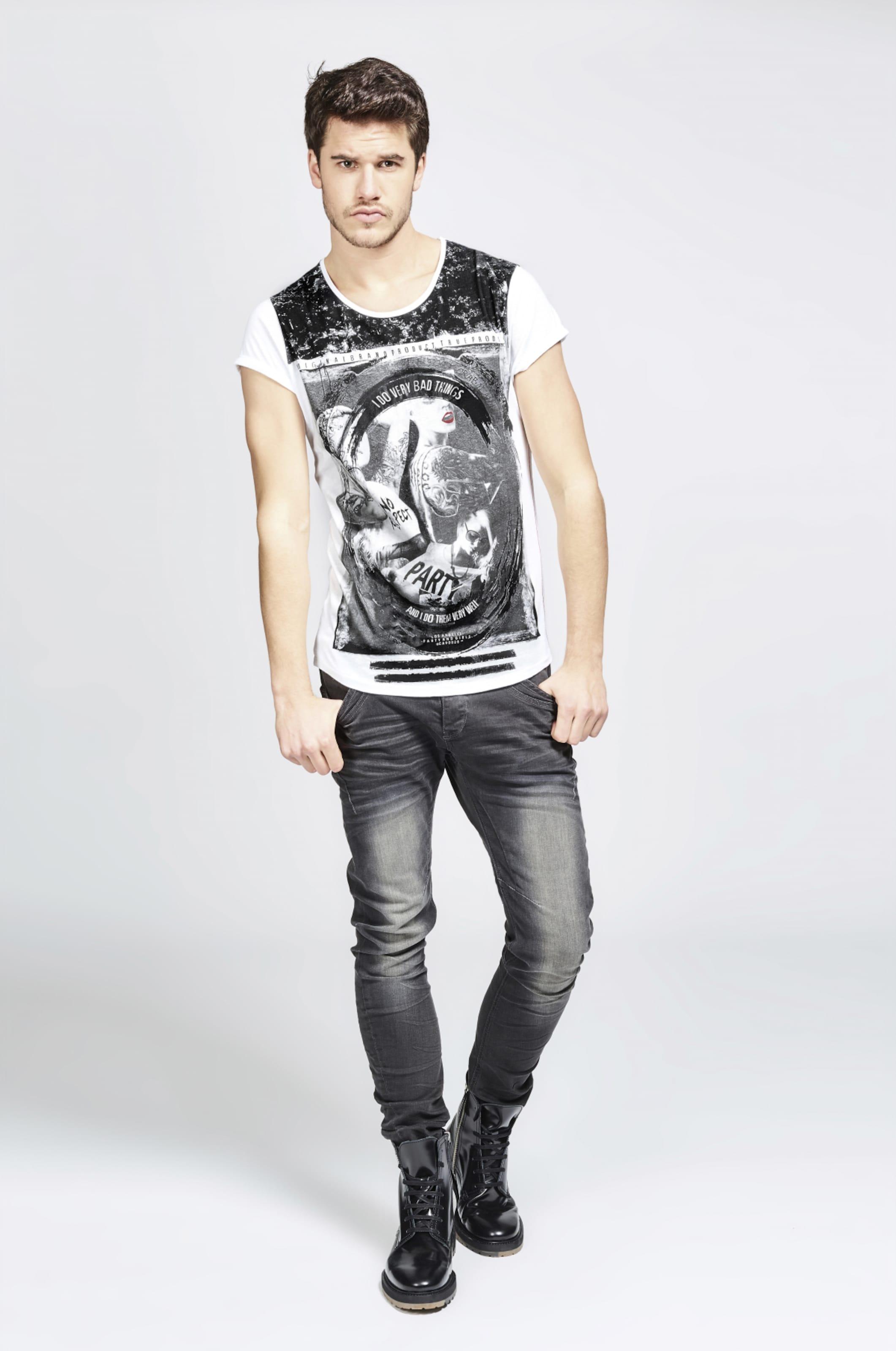 SchwarzWeiß Trueprodigy shirt shirt T In In Trueprodigy T OXnP8w0k