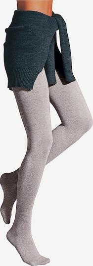 LAVANA Thermosan-Strickstrumpfhose in grau, Produktansicht