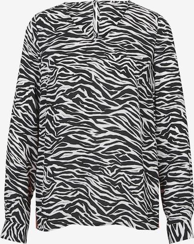 heine Blouse in de kleur Zwart / Wit, Productweergave