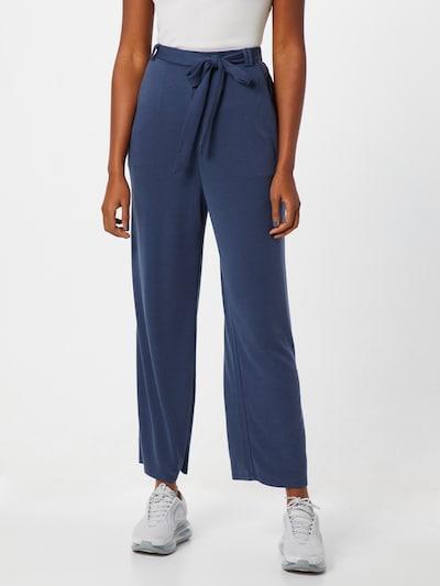 MOSS COPENHAGEN Hose 'Melissa' in blau, Modelansicht