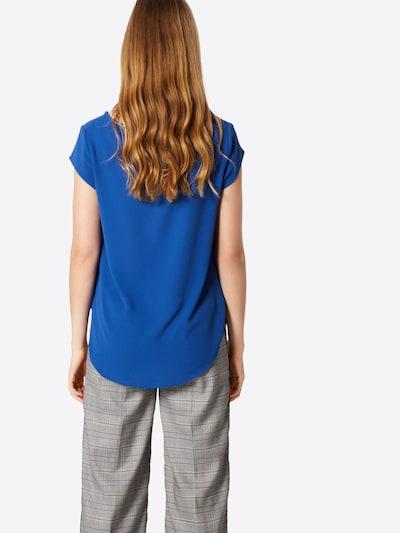 ONLY Shirt in de kleur Blauw: Achteraanzicht