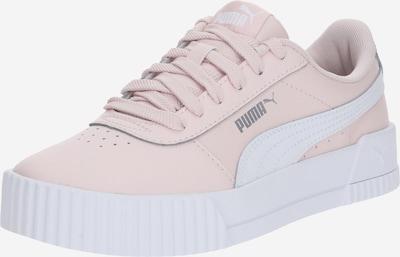 PUMA Schuhe 'Carina' in rosa / weiß, Produktansicht