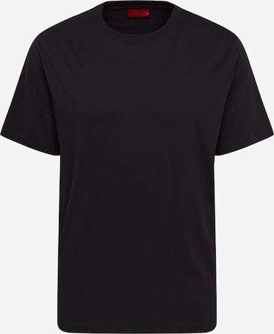 HUGO Shirt 'Dreen' in schwarz, Produktansicht