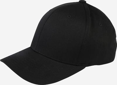 Flexfit Kšiltovka 'Flexfit Wooly Combed' - černá, Produkt