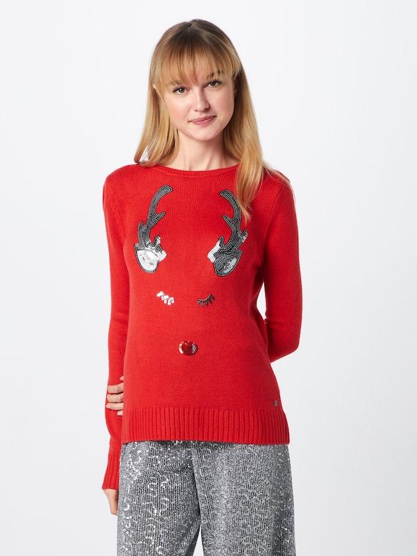 'christmas' Trui In Tom Rood Tailor eWBorCxd