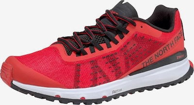 THE NORTH FACE Laufschuh 'Ultra Swift' in rot / schwarz, Produktansicht