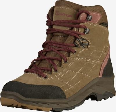 Kastinger Boots en marron / noisette, Vue avec produit