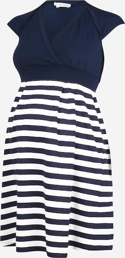 Bebefield Kleid 'Alicia' in nachtblau / weiß, Produktansicht