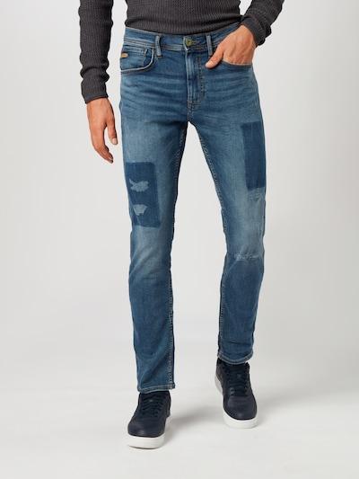 Džinsai iš BLEND , spalva - tamsiai (džinso) mėlyna, Modelio vaizdas