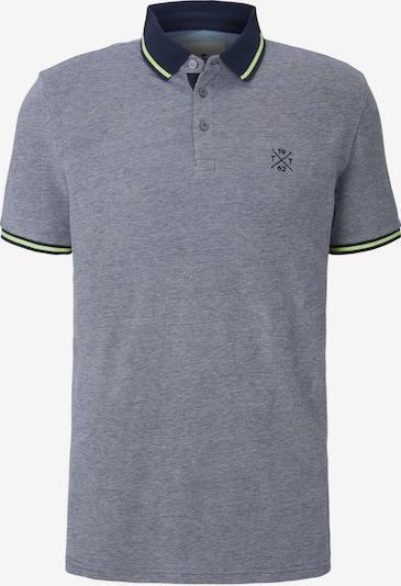 Marškinėliai iš TOM TAILOR , spalva - margai pilka / juoda, Prekių apžvalga