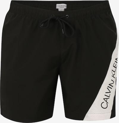 Calvin Klein Swimwear Badehose 'DRAWSTRING' in schwarz, Produktansicht