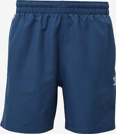 ADIDAS ORIGINALS Badeshorts in blau / weiß, Produktansicht