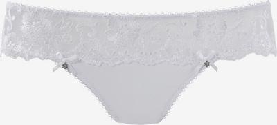 String LASCANA di colore bianco: Vista frontale