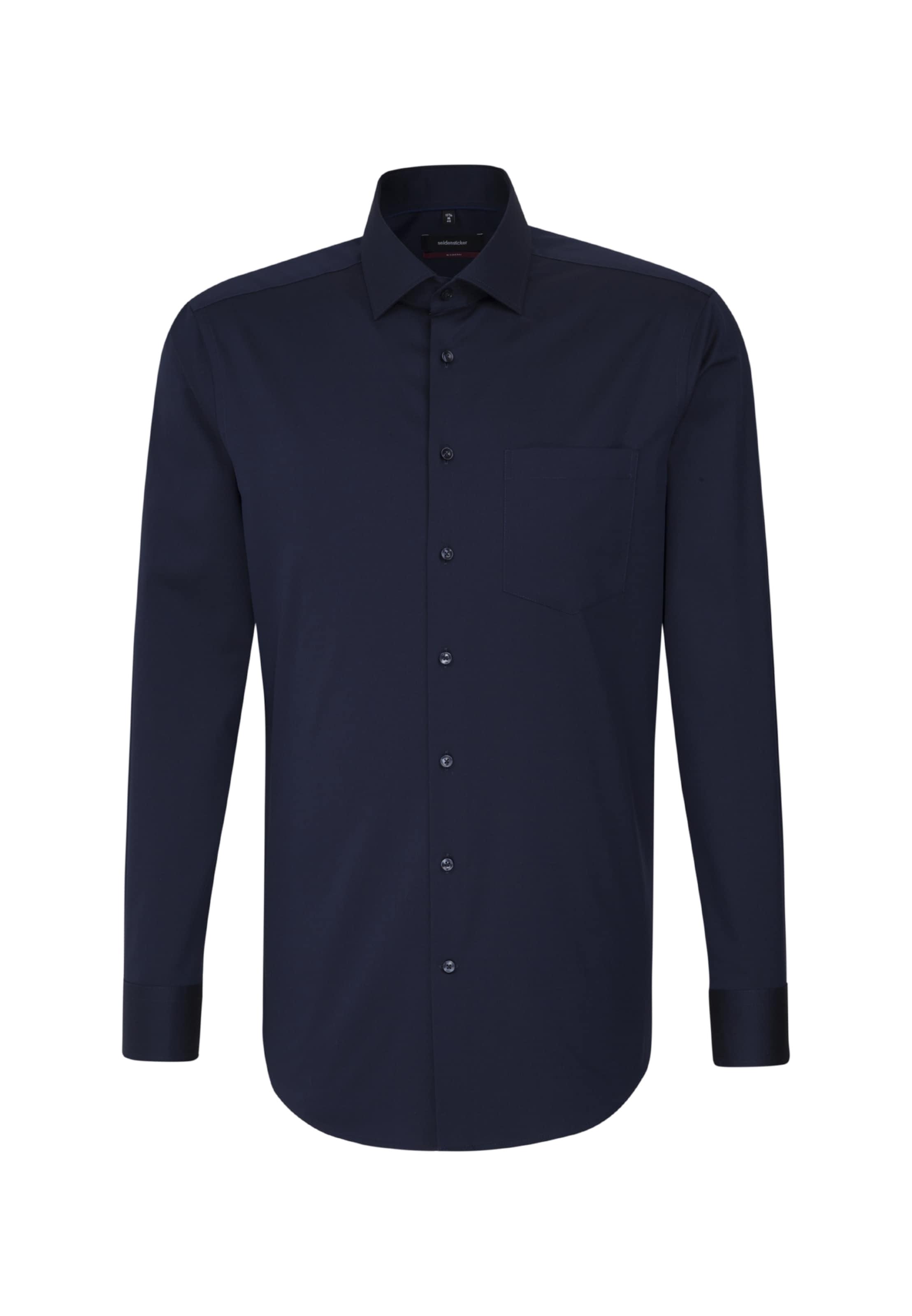 'modern' Hemd Blau 'modern' Seidensticker In In Hemd Seidensticker SVMUGqpz