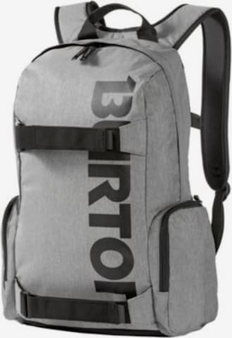 BURTON Sports Backpack in Grey