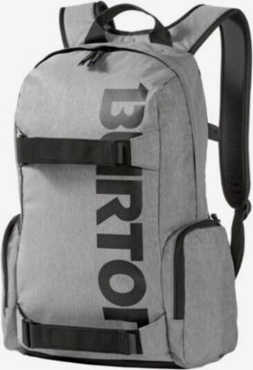 BURTON Rucksack in graumeliert / schwarz, Produktansicht